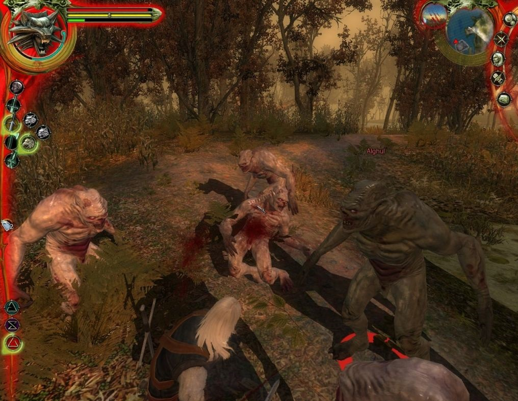 The Witcher: Enhanced Edition Гифт (RU,CIS)