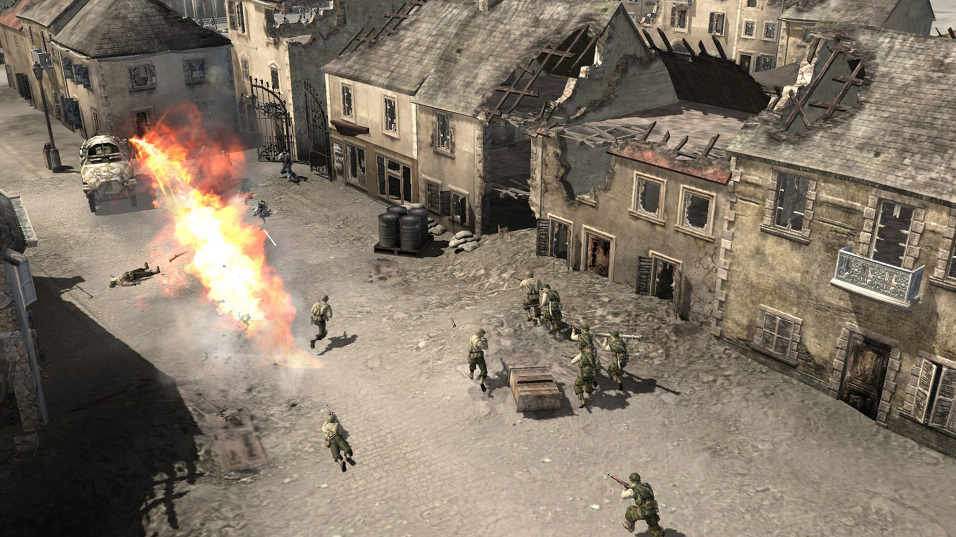 Company of Heroes  [Steam Gift] (RU,CIS)