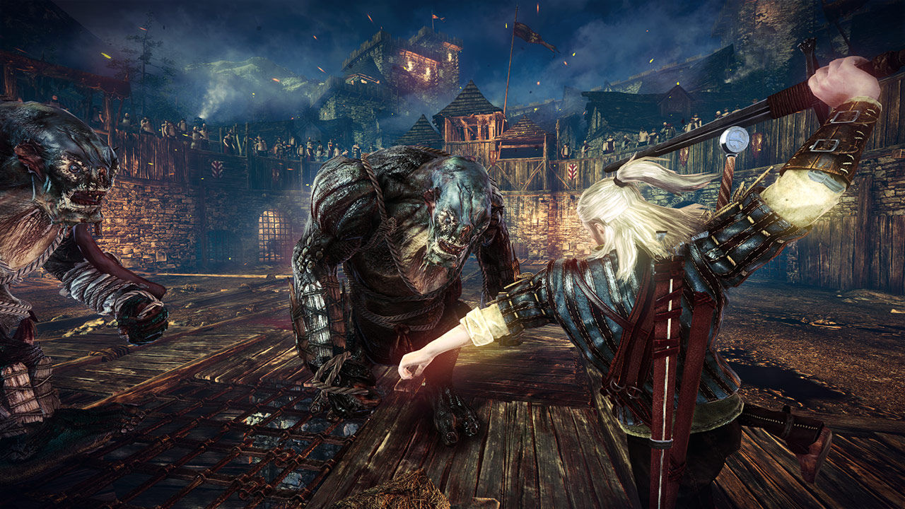The Witcher 2: Enhanced Edition [Steam Gift] (RU,CIS)