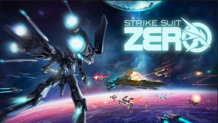 Strike Suit Zero - Steam Key - Free Region.