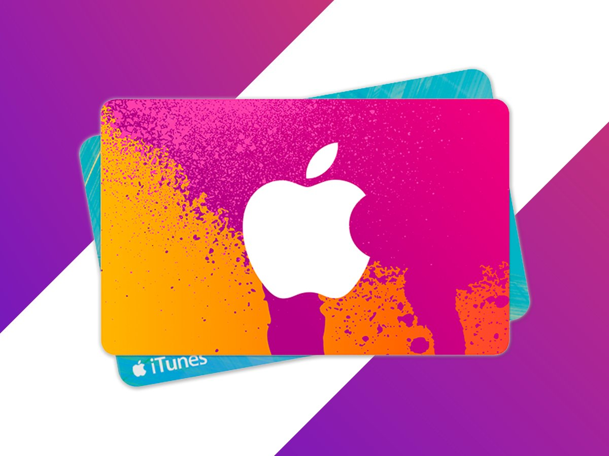 iTunes Gift Card (Russia) 4000 rubles DISCOUNTS