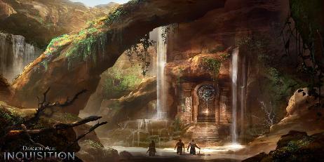 Dragon Age II +  подарок