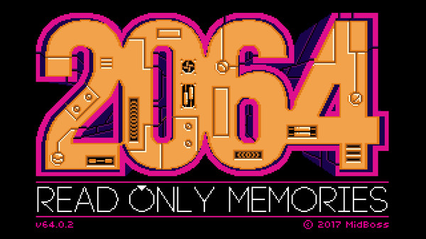 2064: Read Only Memories (Steam key/RU)
