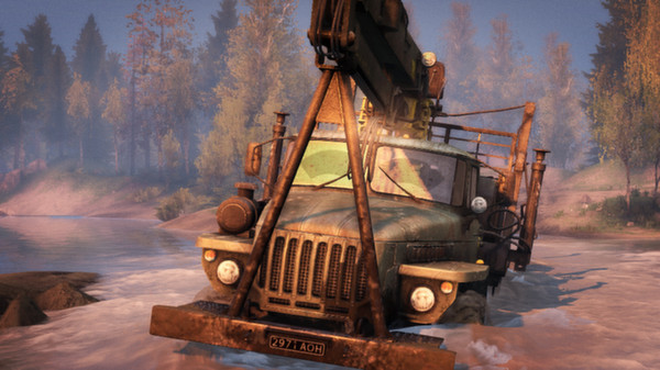SPINTIRES (Steam key/RU)