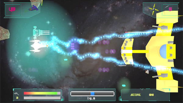 Stellar 2D (Steam key)
