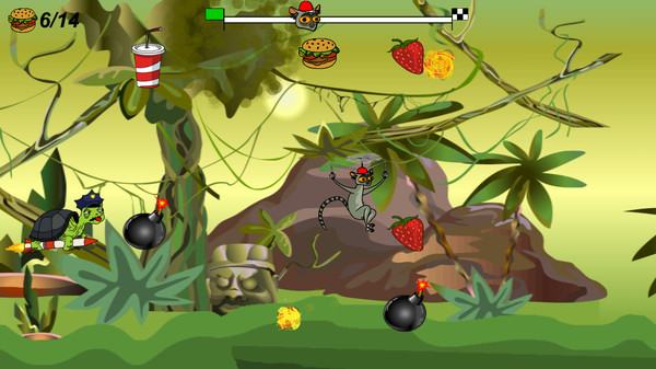 Lemurzin (Steam key/Region free)