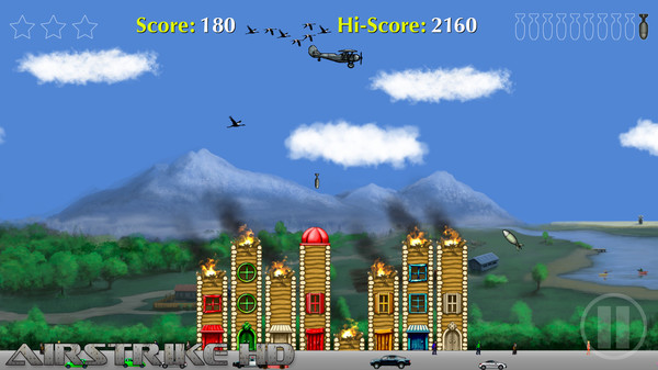 Airstrike HD (Steam key/Region free)