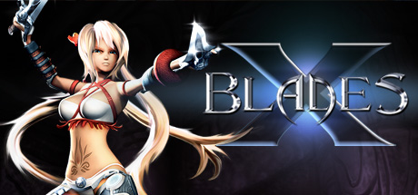 X-Blades (Steam key/ROW)