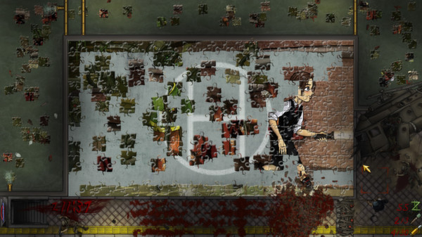 Pixel Puzzles: UndeadZ (Steam key/ROW)