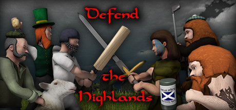 Defend The Highlands (Steam key/ROW)