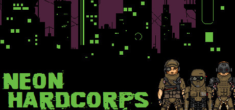 Neon Hardcorps (Steam key)