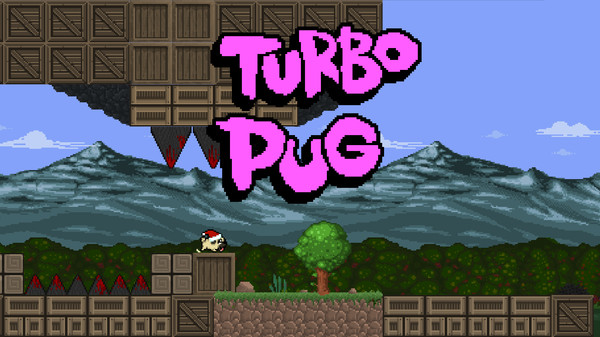 Turbo Pug (Steam key)