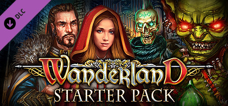 Wanderland: Starter Pack DLC (Steam key)