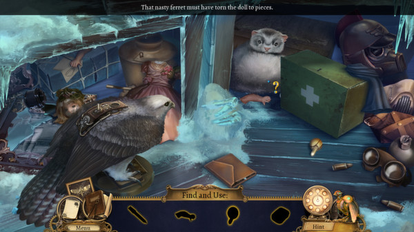 Clockwork Tales: Of Glass and Ink (Steam key)