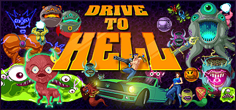 Drive to Hell (Steam key/Rregion free)