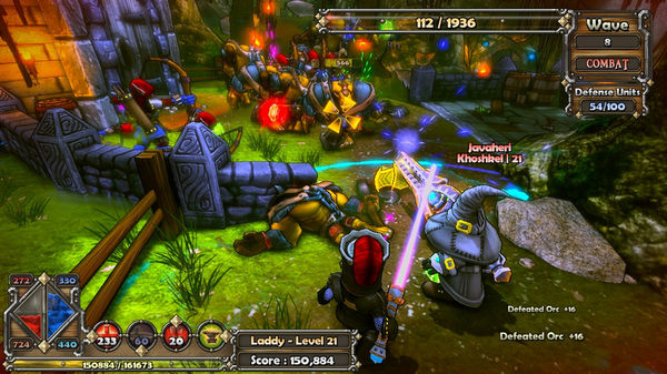 Dungeon Defenders (Steam gift/RU)