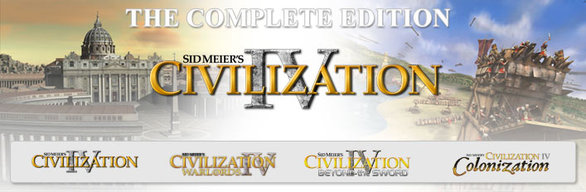 Sid Meier´s Civilization IV: The Complete (Steam key)