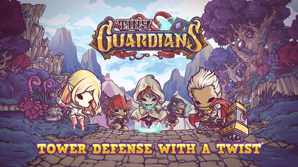Tiny Guardians (Steam key/Region free)