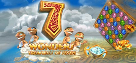 7 Wonders: Treasures of Seven (Steam key)