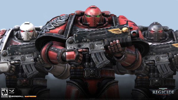 Warhammer 40,000: Regicide (Steam key)