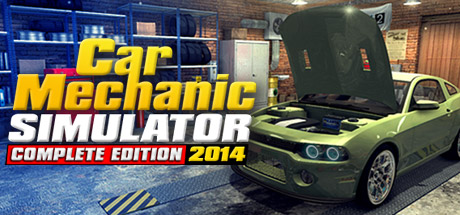Car Mechanic Simulator 2014 (Steam key/Region free)