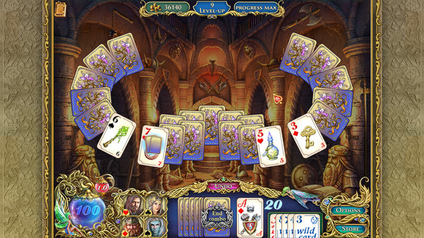 The chronicles of Emerland. Solitaire. (Steam key)