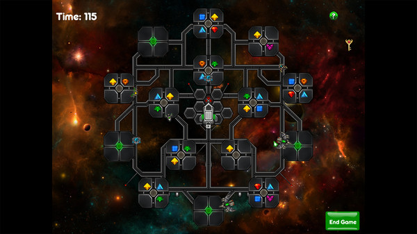 Puzzle Galaxies (Steam key)