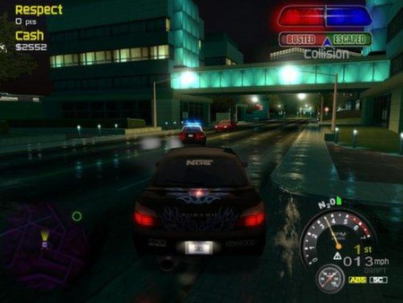 Street Racing Syndicate (Steam key)
