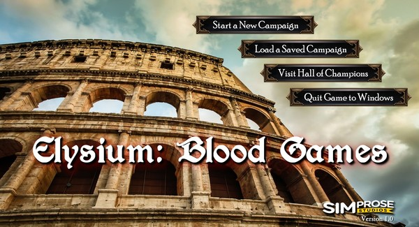 Elysium: Blood Games (Steam key)