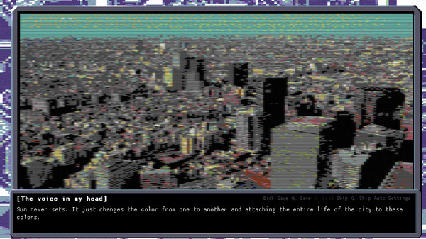 Cyber City 2157: The Visual Novel (Steam key)