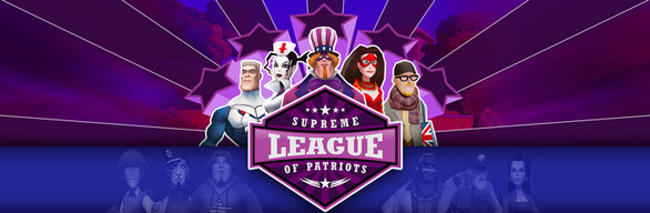 Supreme League of Patriots Season Pass (Steam key/ROW)