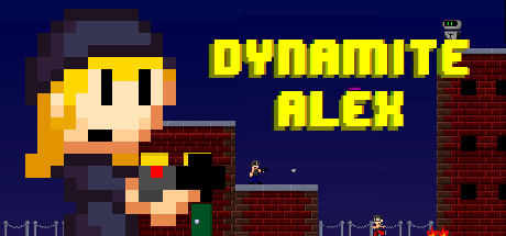 Dynamite Alex (Steam key/Region free)