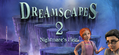 Dreamscapes: Nightmare´s Heir (Steam key)