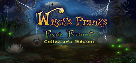 Witch´s Pranks: Frog´s Fortune (Steam key)