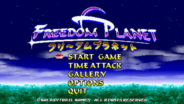 Freedom Planet (Steam key/Region free)