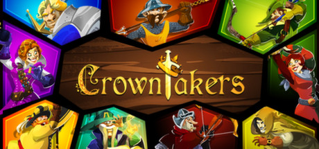 Crowntakers (Steam key/Region free)