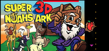 Super 3-D Noah´s Ark (Steam key/Region free)
