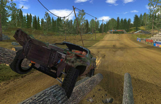 FlatOut (Steam key/Region free)