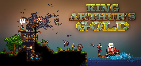 King Arthur´s Gold (Steam key/Region free)