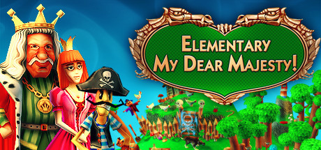 Elementary My Dear Majesty! (Steam key/Region free)