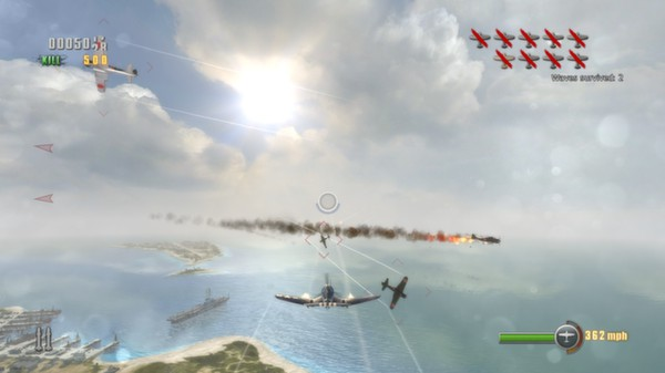 Dogfight 1942 (Steam key/Region free)