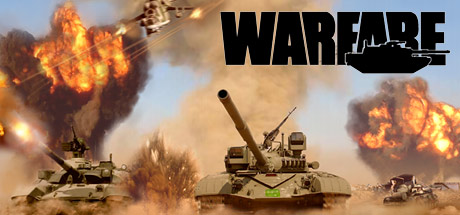 Warfare (Steam key/Region free)