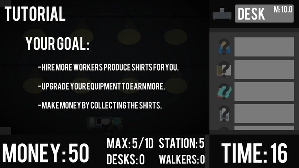 SweatShop (Steam key)