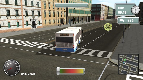 New York Bus Simulator (Steam key/Region free)
