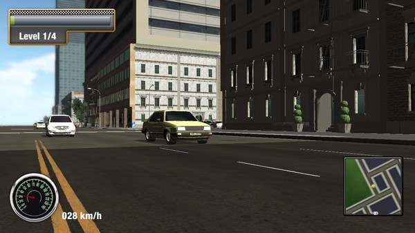 New York Taxi Simulator (Steam key/Region free)