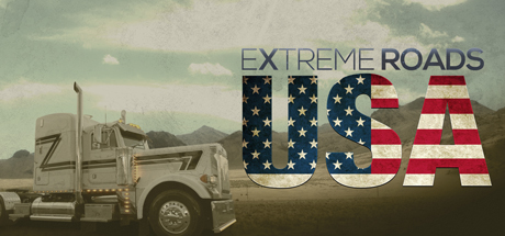 Extreme Roads USA (Steam key/Region free)