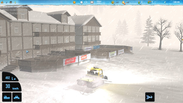 Ski-World Simulator (Steam key/Region free)