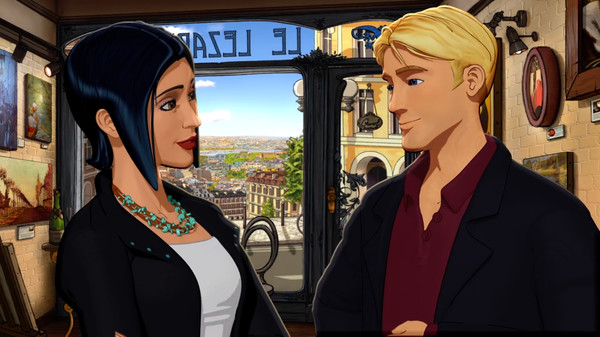 Broken Sword 5 - the Serpent´s Curse (Steam key/ROW)