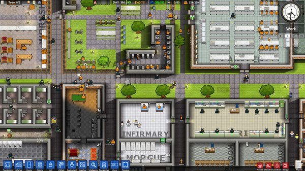 Prison Architect (Steam key/RU)
