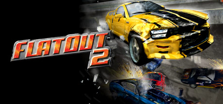 FlatOut 2 (Steam key/Region free)